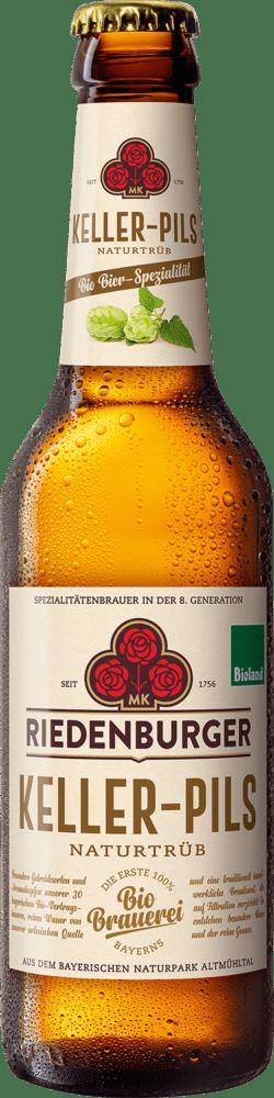 Riedenburger Brauhaus Keller-Pils 10x0,33l