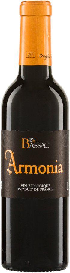 Riegel Bioweine ARMONIA Rouge 0,375l