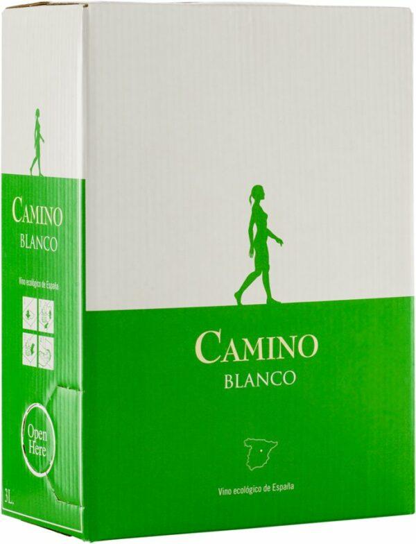 Riegel Bioweine CAMINO Blanco Bag in Box 4x3l
