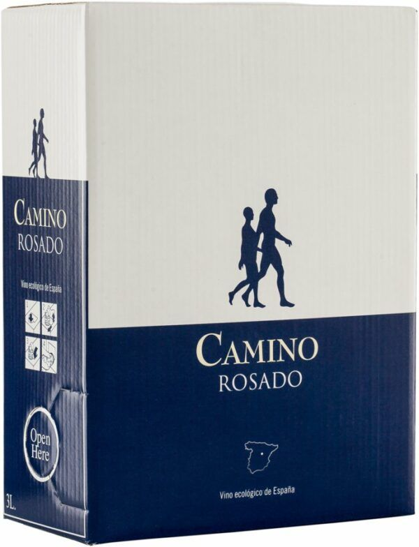Riegel Bioweine CAMINO Rosado Bag in Box 3l