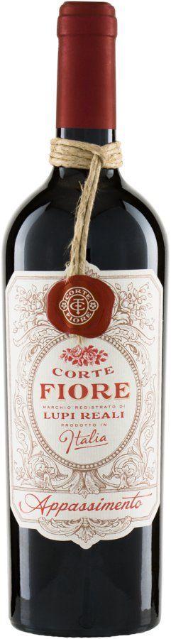 Riegel Bioweine Corte Fiore Rosso da Uve in Appassimento HK 6x0,75l