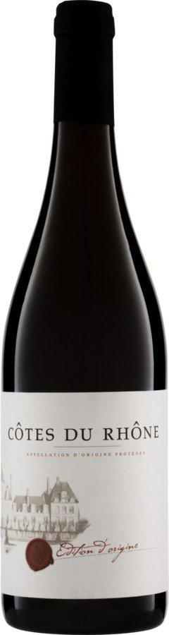 Riegel Bioweine Côtes du Rhône ÉDITION D'ORIGINE AOP 6x0,75l