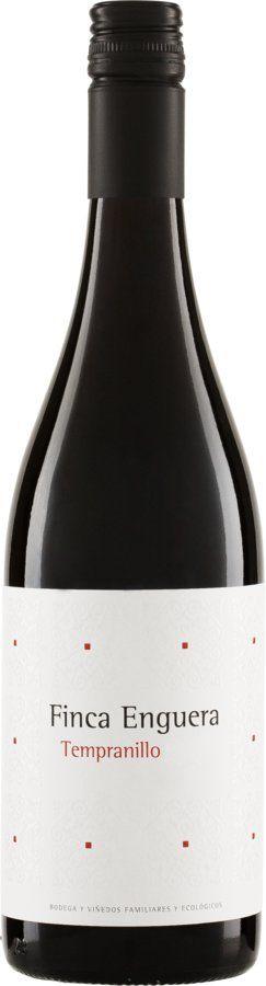 Riegel Bioweine FINCA ENGUERA Tempranillo Valencia DO 0,75l
