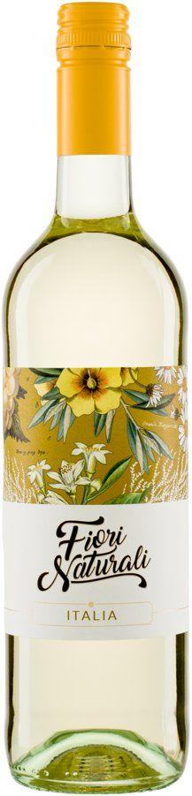 Riegel Bioweine FIORI NATURALI Bianco 6x0,75l