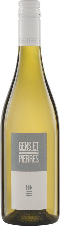 Riegel Bioweine GENS ET PIERRES Nord-Sud Blanc 6x0,75l