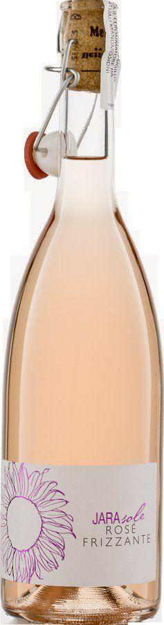 Riegel Bioweine JARASOLE Rosé Frizzante Bügelverschluss IGT 6x0,75l