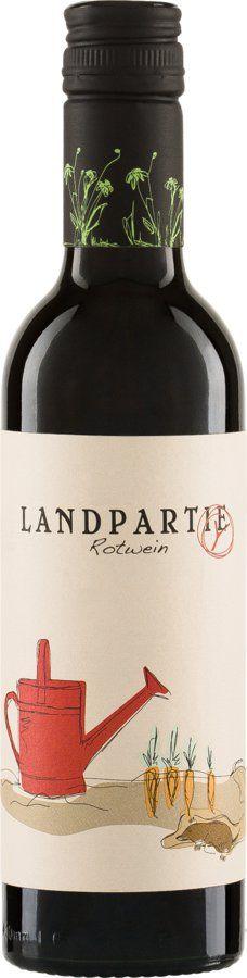 Riegel Bioweine LANDPARTY Rot 12x0,375l