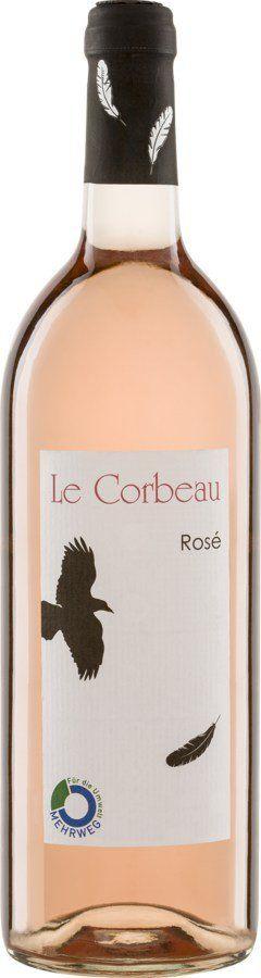 Riegel Bioweine Le Corbeau IGP Rosé 6x1l