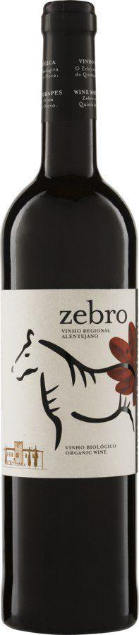 Riegel Bioweine ZEBRO Vinho Regional Alentejano 6x0,75l