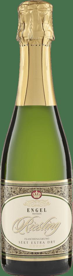 Riegel Eigenmarke ENGEL Rieslingsekt Extra-Dry Flaschengärung 0,375l 0,38l