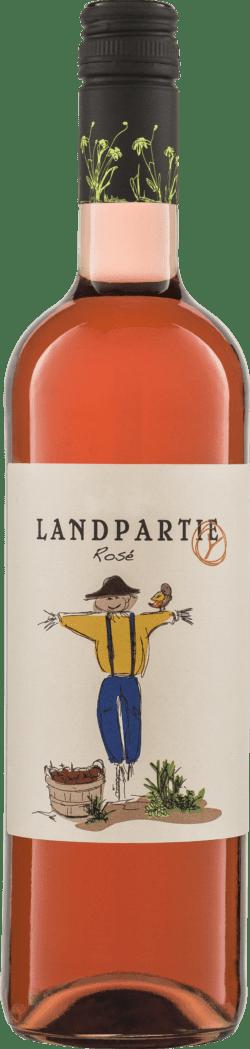 Riegel Eigenmarke LANDPARTY Rosé 0,75l
