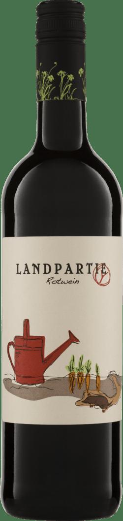 Riegel Eigenmarke LANDPARTY Rot 0,75l