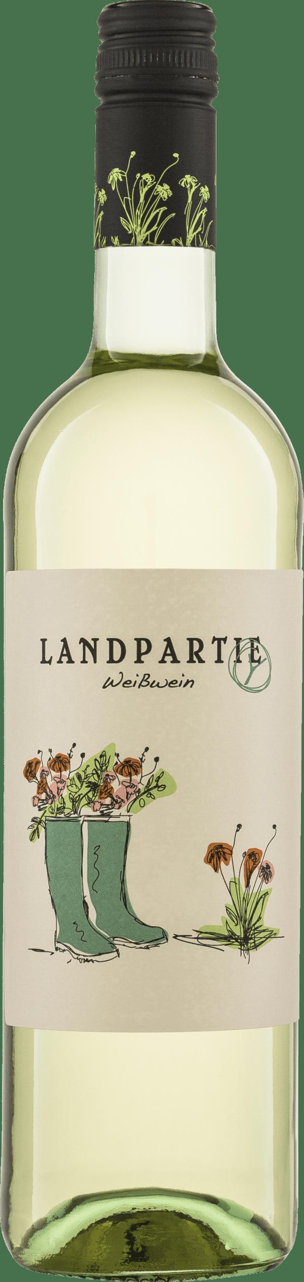 Riegel Bioweine LANDPARTY Weiß 0,75l