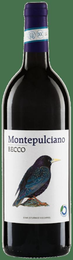 Riegel Eigenmarke Montepulciano BECCO DOC 1l