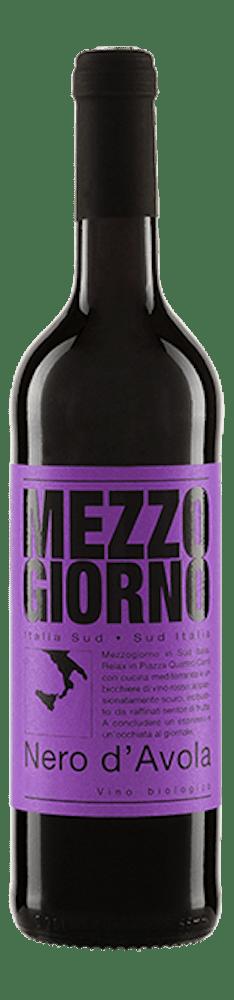 Riegel Eigenmarke Nero d'Avola MEZZOGIORNO IGT 0,75l