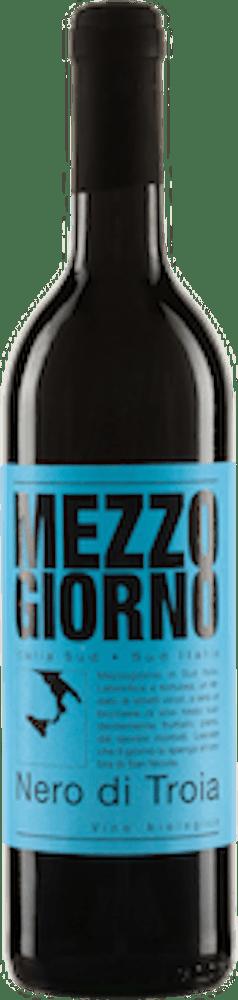 Riegel Bioweine MEZZOGIORNO Nero di Troia IGT 6x0,75l