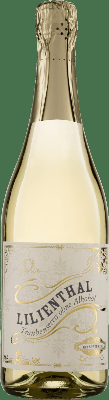 Riegel Eigenmarke Traubensecco LILIENTHAL - alkoholfrei 6x0,75l