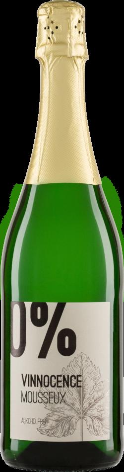 Riegel Eigenmarke VINNOCENCE Mousseux alkoholfrei 6x0,75l