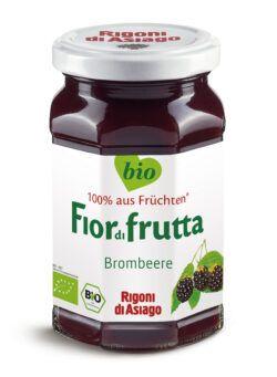 Rigoni di Asiago S.R.L.  Fiordifrutta Bio Brombeeren-Aufstrich 6x250g