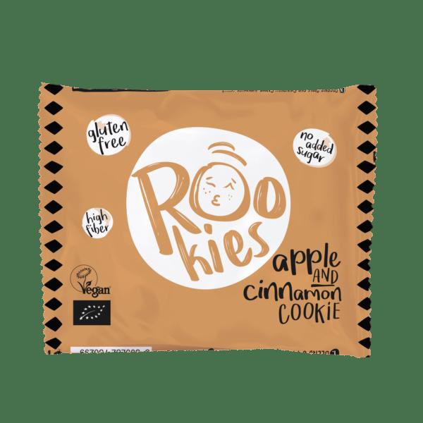 Rookies Apple Cinnamon 40g, glutenfrei 18x40g