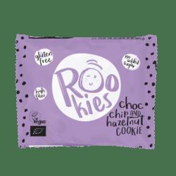 Rookies Choco Chip Hazelnut 40g, glutenfrei 18x40g