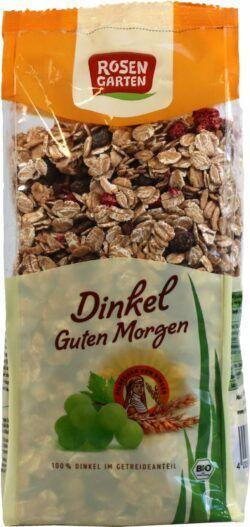 Rosengarten Dinkel-Guten-Morgen Müsli 6x500g