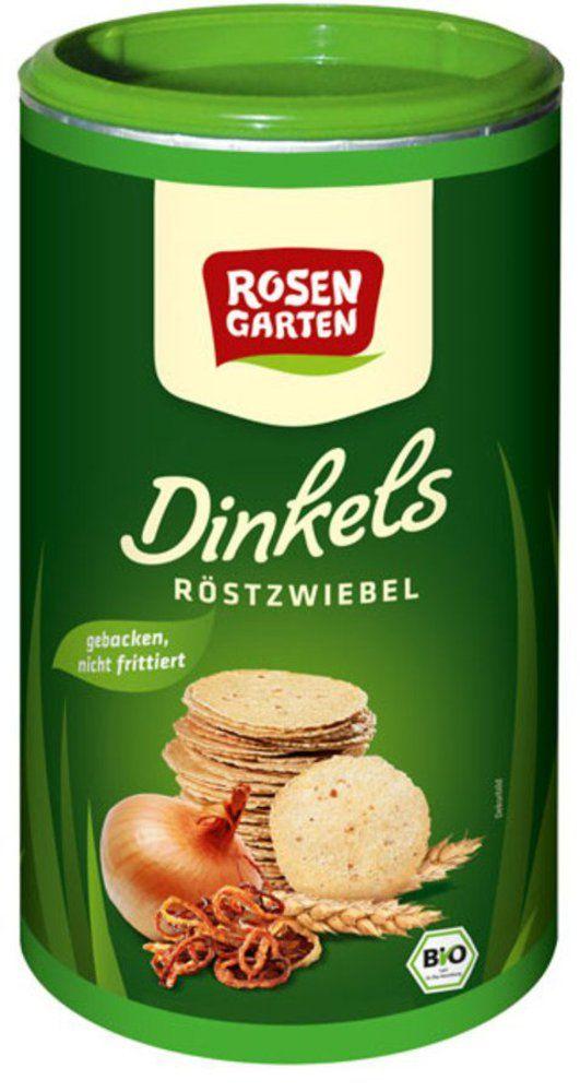Rosengarten Dinkels Röstzwiebel Cräcker 6x100g