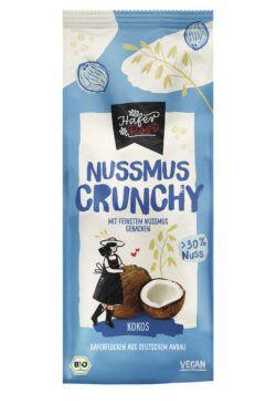 Rosengarten HaferRosi Nussmus-Crunchy Kokos 6x350g