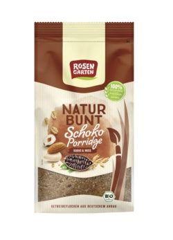 Rosengarten Naturbunt Porridge Kakao-Nuss 6x400g