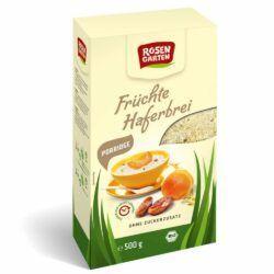 Rosengarten Porridge Früchte-Haferbrei 6x500g