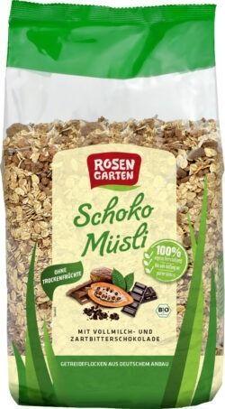 Rosengarten Schoko-Müsli 4x2kg
