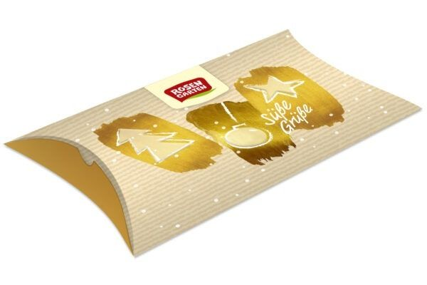 Rosengarten Süsse Grüße Nougat Pralinen im Geschenkkarton 8x45g