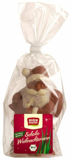 Rosengarten Vollmilch-Weihnachtsmann 6x80g