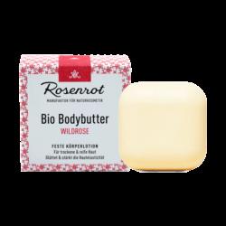 Rosenrot Naturkosmetik Bio Bodybutter Wildrose - 70g