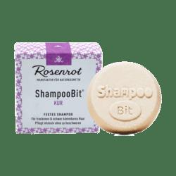 Rosenrot Naturkosmetik festes ShampooBit® Kur - 55g - in Schachtel 55g