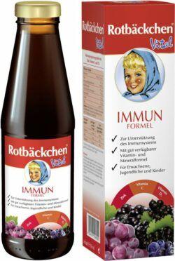 Rotbäckchen Vital Immun Formel 450ml