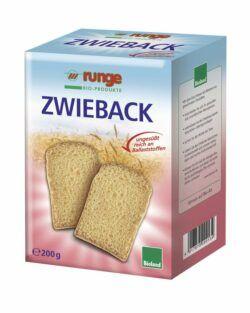 Runge Zwieback 10x200g