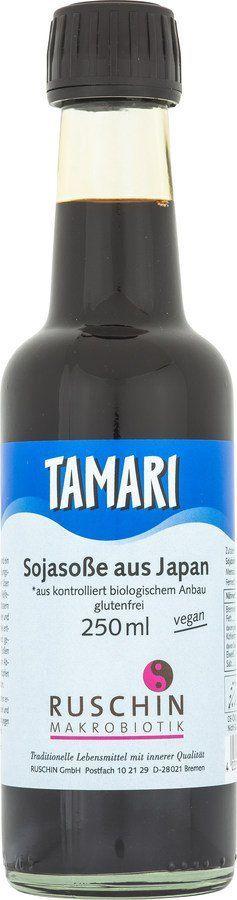 Ruschin Tamari, glutenfrei 6x250ml