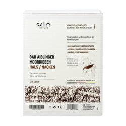 SCIO Nature Scio Bad Aiblinger Moorkissen Hals-Nacken 53x18cm 1400g