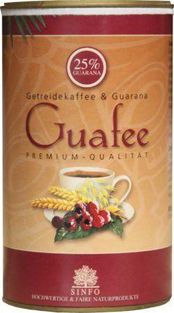 SINFO Guafee 125g Getreidekaffee mit Guarana 4x125g