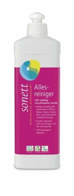 SONETT Allesreiniger 6x0,5l