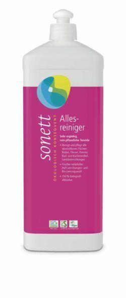 SONETT Allesreiniger 6x1l