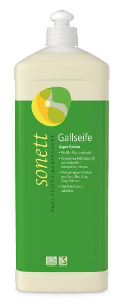 SONETT Gallseife 6x1l