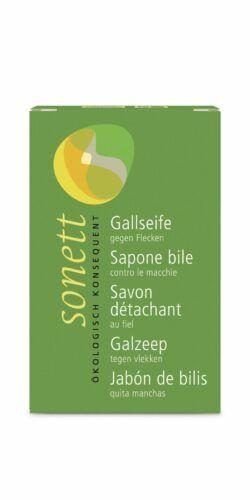 SONETT Gallseife Stück 12x100g