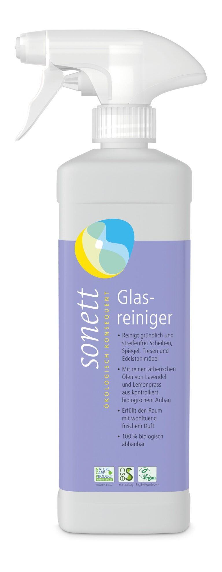SONETT Glasreiniger 0,5l