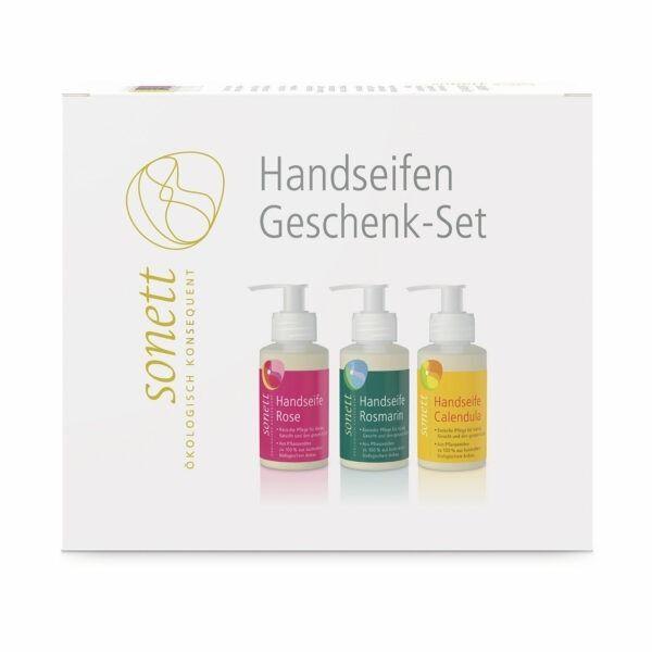 SONETT Handseifen Geschenk-Set 330ml
