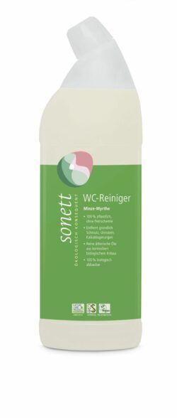 SONETT WC-Reiniger Minze-Myrthe 6x750ml