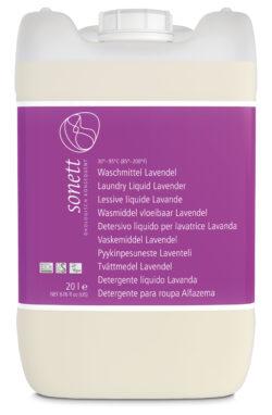 SONETT Waschmittel Lavendel 30-95°C 20l