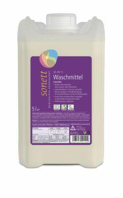 SONETT Waschmittel Lavendel 30 –95°C 5l