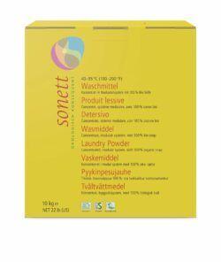 SONETT Waschmittel Pulver Konzentrat 40° 60° 95°C 10kg